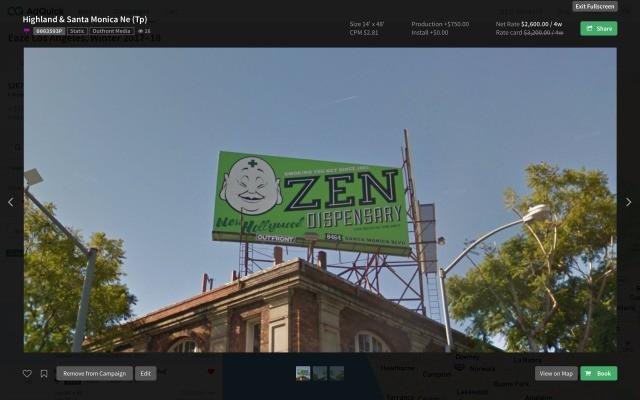 Aiming to make billboard advertising more programmatic, AdQuick raises $2.1 million
