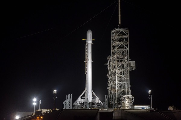 SpaceX targets January 5 launch for mystery Zuma payload