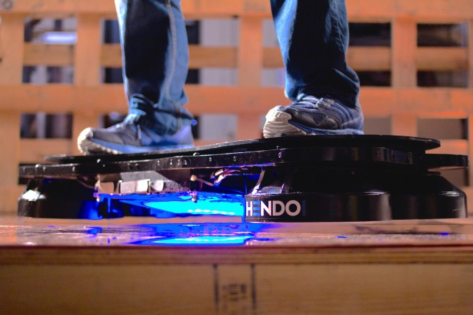 How It Feels To Ride A Real Hoverboard