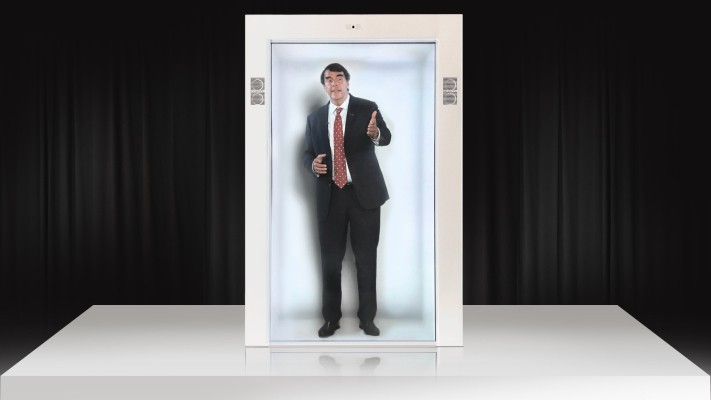 PORTL Hologram raises $3M to put a hologram machine in every home