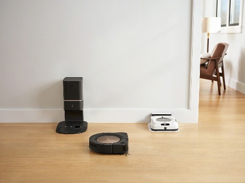 iRobot's newest mop and vacuum talk to each other to better clean up
