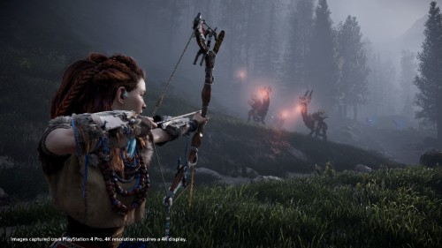 Horizon Zero Dawn is a near-perfect action RPG on the PlayStation 4
