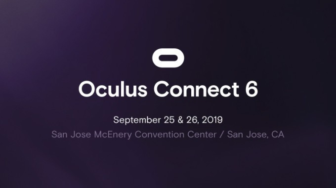 Facebook announces dates for Oculus Connect 6