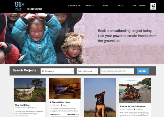 Crowdonomic And Earth Hour Team Up To Support Environmental Projects