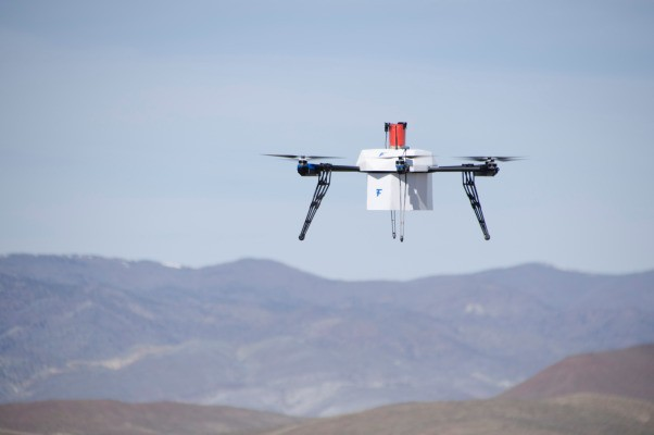 Drone delivery startup Flirtey raises $16 million to become a next-gen UPS