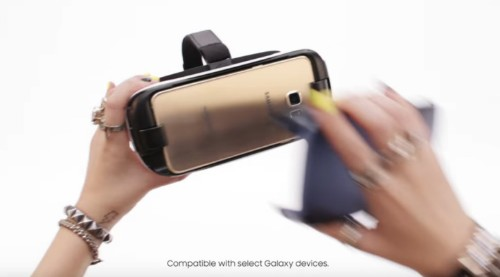 Samsung's Gear VR Commercial Is Surprisingly Good
