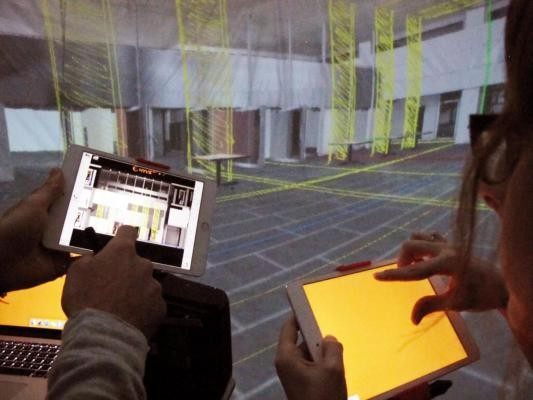 """New System Lets Designers And Researchers """"Draw"""" In 3D Space – TechCrunch"""