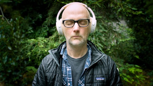 Moby's new album is exclusive to the Calm meditation app