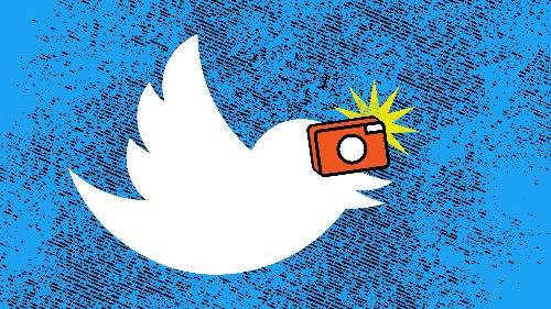 TwitSnap? Twitter launches new camera feature to demote text