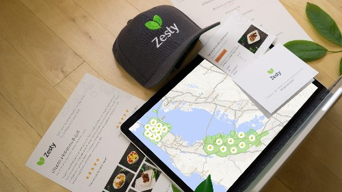 Square acquires corporate catering startup Zesty
