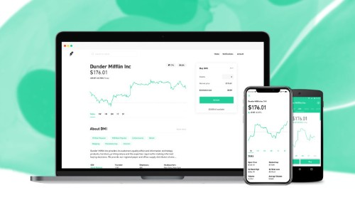 Robinhood stock trading comes to web with finance news for its 3M users