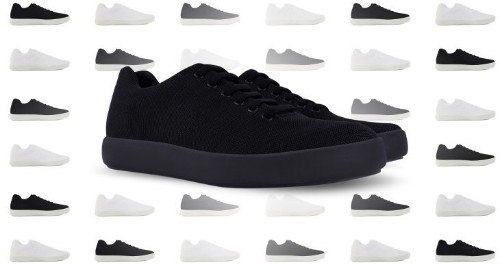 Meet Atoms, the minimalist startup shoes you'll actually wear