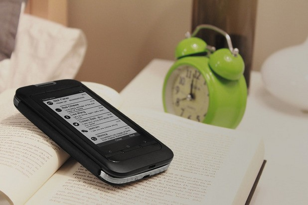 InkCase Plus Adds A Second, Standalone E-ink Screen To Your Android Phone