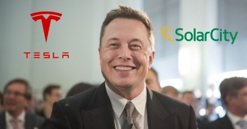 Tesla officially acquires SolarCity