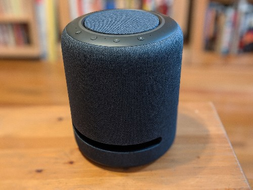 Echo Studio is Amazon's lower-cost answer to the HomePod