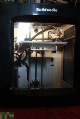 Building On The Solidoodle 4, A Sub-$1,000 3D Printer With Solid Hardware But Sad Software