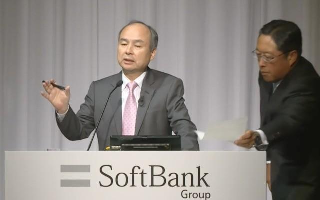 Whoops: SoftBank CEO reveals Walmart has acquired Flipkart