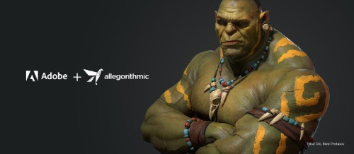 Adobe acquires Allegorithmic, makers of the Substance texture tools