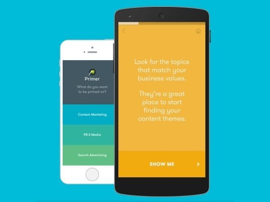 Google Launches Mini-Marketing Lessons For Startups With New Mobile App, Google Primer