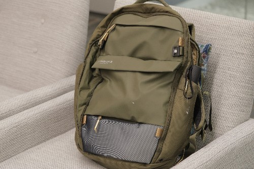 Timbuk2's Parker is a commuter backpack made for the long haul