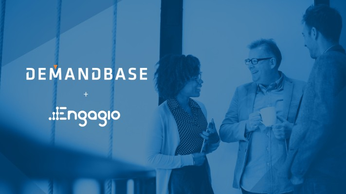 Demandbase acquires Engagio to bring consolidation and 'clarity' to B2B marketing