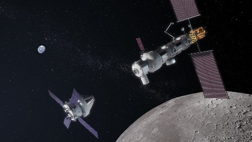 Japan will participate in NASA's Lunar Gateway project for the Artemis program