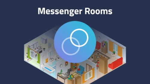 """Facebook Messenger launches its public group chat feature """"Rooms"""" in select markets"""
