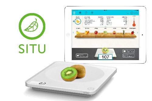 SITU Scale Tallies Up The Nutritional Information Of All Your Food