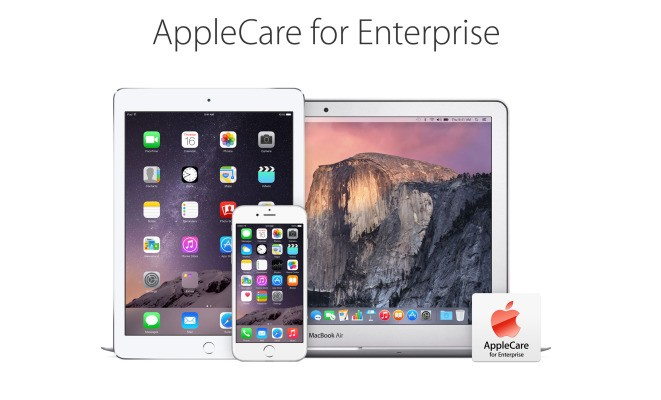 AppleCare For Enterprise Site Touts 24/7 Phone Support And One-Hour Response Time