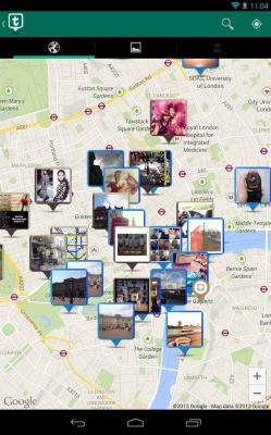 Location-Based Photo And Video Discovery App Tapastreet Raises $500,000 Seed Round