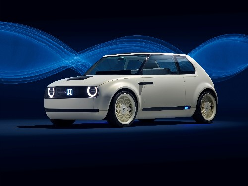 Honda's picture-perfect Urban EV concept car aims for 2019 production