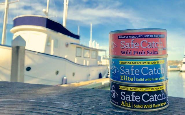 Safe Catch Tuna is a startup on a mission to eradicate the risk of mercury poisoning from your fish – TechCrunch