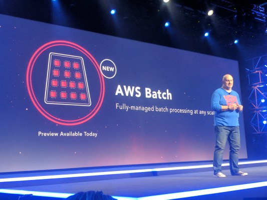 AWS Batch simplifies batch computing in the cloud