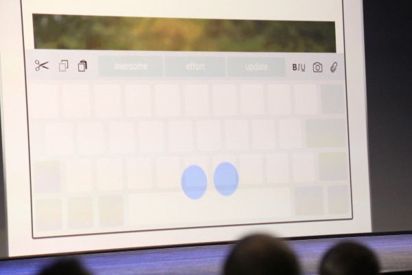 Apple Just Turned The iPad Into A Real Computer With QuickType