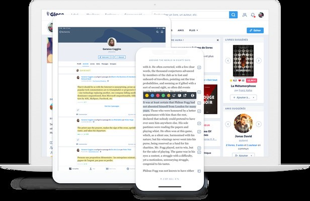 Glose raises $3.4 million for its collaborative reading app