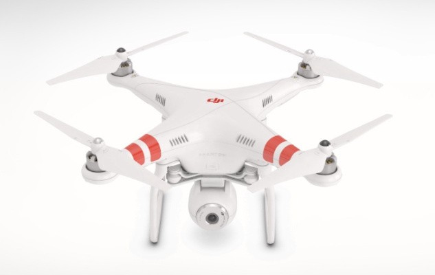 DJI's Phantom 2 Vision Makes Aerial Photography Easy
