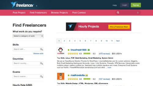 Job Outsourcing Marketplace Freelancer.com Files For $14.2M IPO