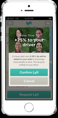 Lyft Tests Its Own Version Of Surge Pricing In LA, Passing All 'Prime Time Tips' To Drivers