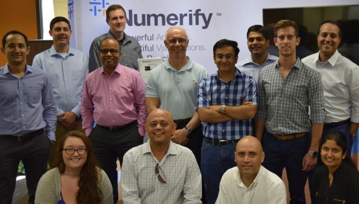 Cloud-Based IT Monitoring Software Numerify Raise $37.5M