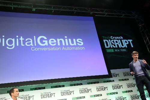 DigitalGenius Brings Artificial Intelligence To Customer Service Via SMS