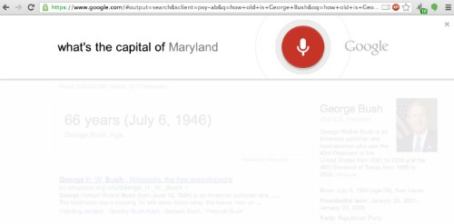 Google Adds Conversational Search In Latest Chrome Build, We Go Voice On