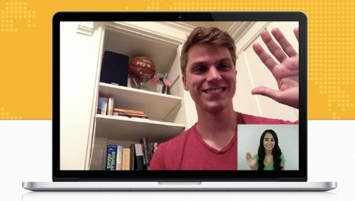 Y Combinator-Backed Cambly Offers On-Demand Access To Language Tutors On iPad, iPhone, And Desktop