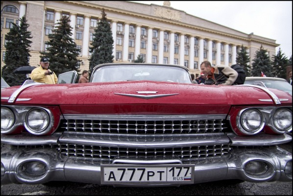 Yandex Acquires Auto.Ru For $175M, Adding Car Classifieds To Its Search Business