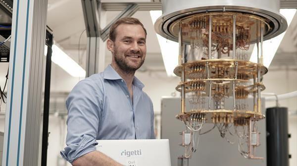 Rigetti announces its hybrid quantum computing platform — and a $1M prize