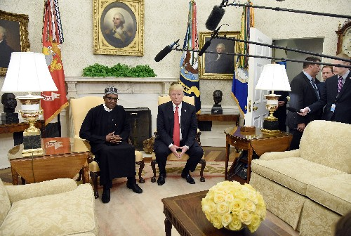 Trump's travel ban could extend to Africa's top tech country, Nigeria