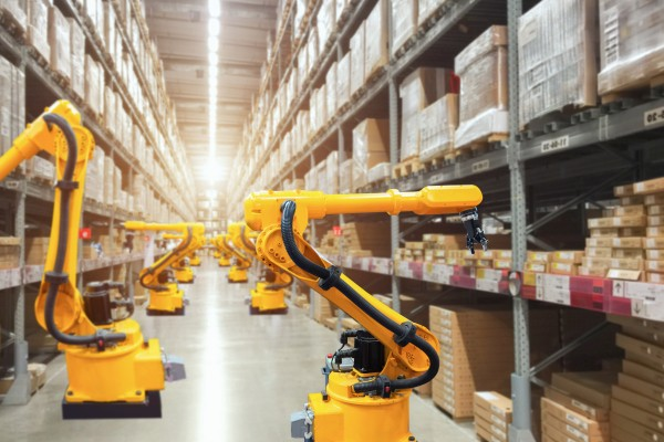 Where top VCs are investing in manufacturing and warehouse robotics – TechCrunch