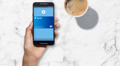 PayPal teams up with Android Pay for mobile payments