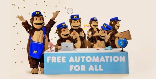 Mailchimp's marketing automation tools are now available for free
