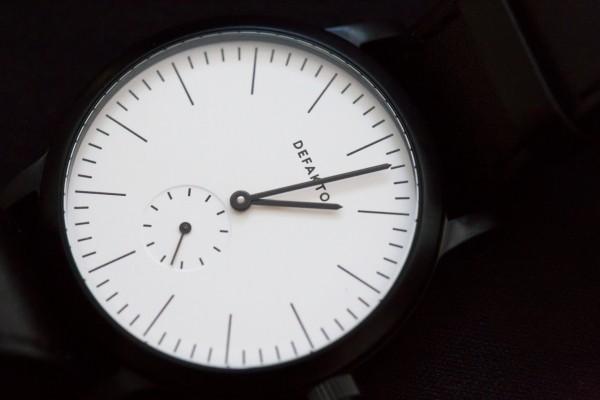 Defakto Detail Struktur Review: A Watch Designed With Design In Mind