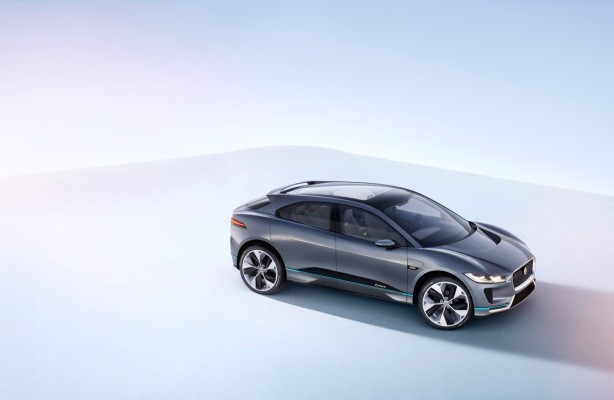 Jaguar's first electric SUV aims for 80% charge in 90 minutes – TechCrunch